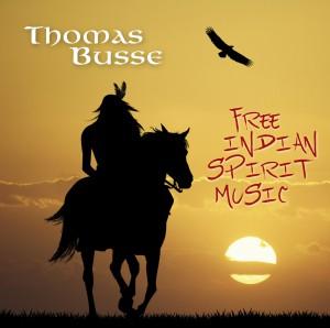 """CD """"Free Indian Spirit Music"""""""
